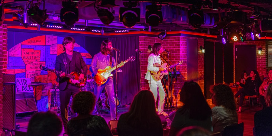 The Cavern Club on Norwegian Encore (Photo: Cruise Critic)