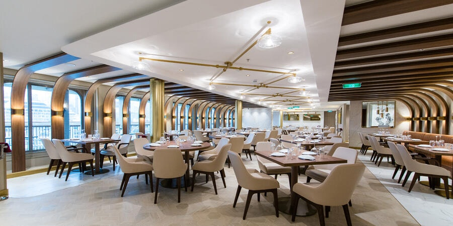 Onda by Scarpetta on Norwegian Encore (Photo: Cruise Critic)