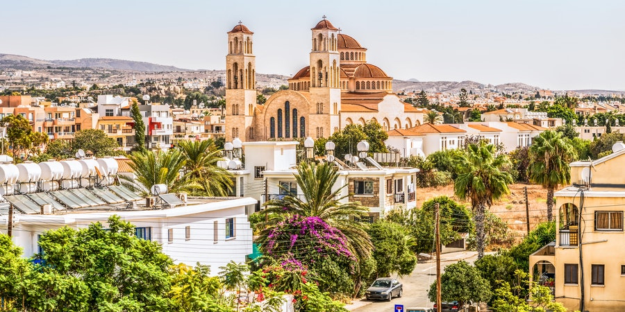 View of the city of Paphos in Cyprus (Photo: Oleksandr Savchuk/Shutterstock)