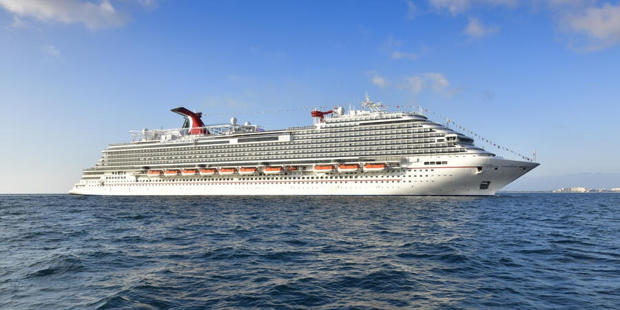 Carnival Panorama (Photo: Carnival Cruise Line)