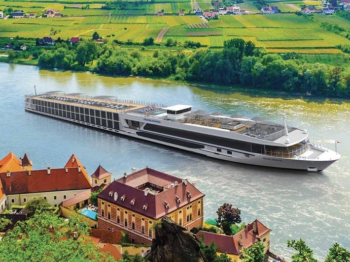 Travelmarvel's new Contemporary Class river cruise vessels (Image: Travelmavel)