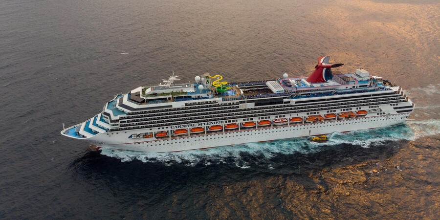 5 Free Things to do on Carnival Splendor
