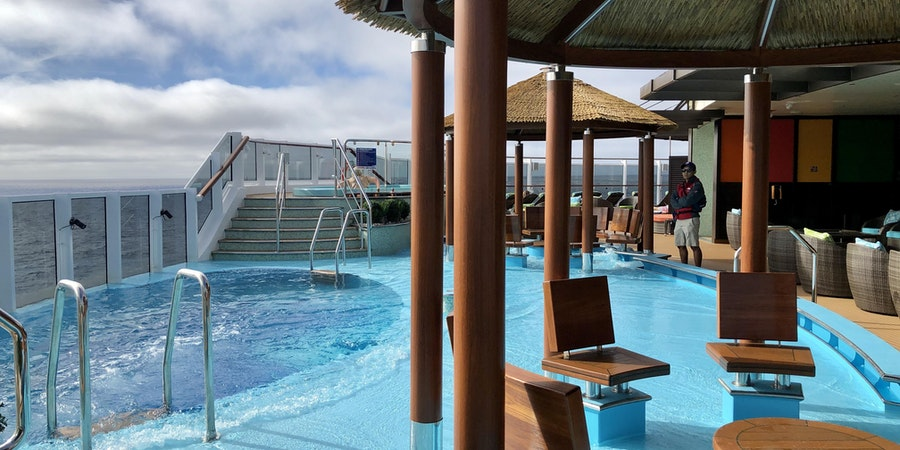 The Havana Pool on Carnival Panorama (Photo: Chris Gray Faust/Cruise Critic)