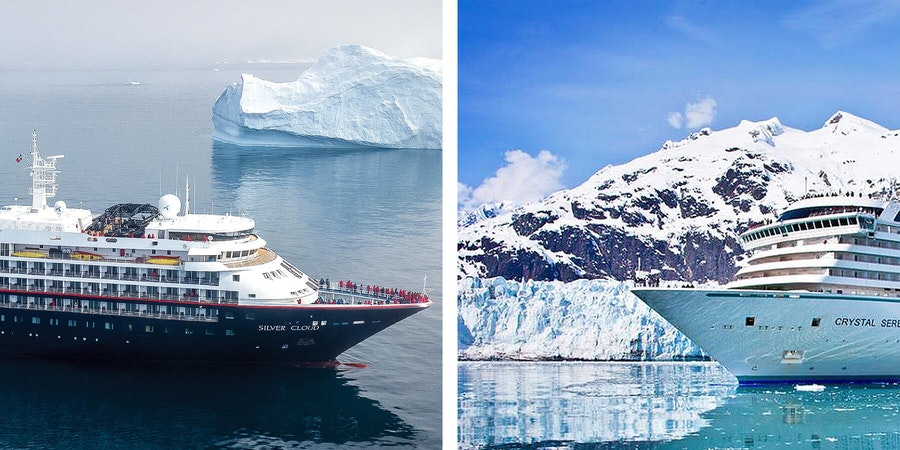 Silversea vs. Crystal Cruises