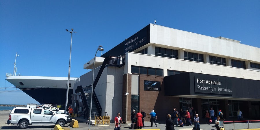 Embarkation in Adelaide: Cruise Terminal Parking, Address and Amenities