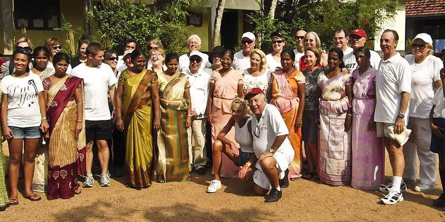 Crystal Serenity Volunteerism in India (Photo: Crystal)
