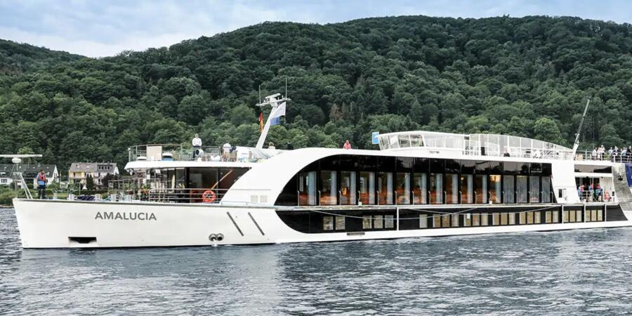 AmaWaterways to Debut AmaLucia River Cruise Ship in 2021