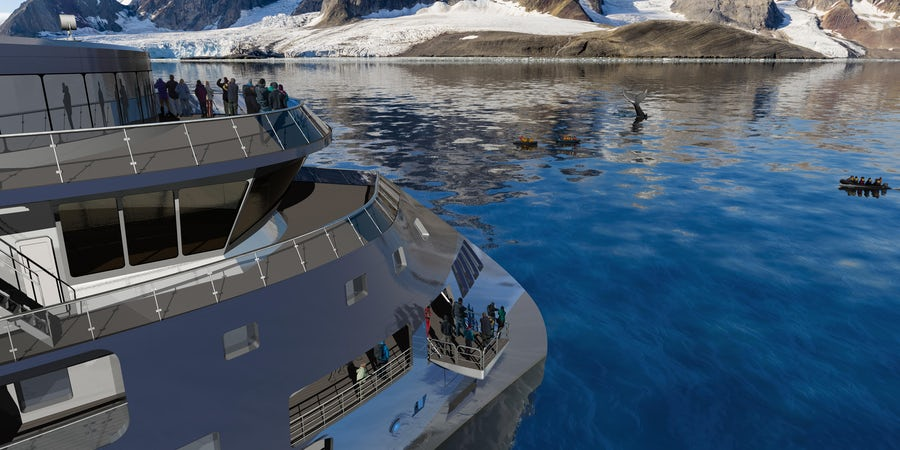 Victory Cruise Lines to Debut Second Expedition Ship in 2023