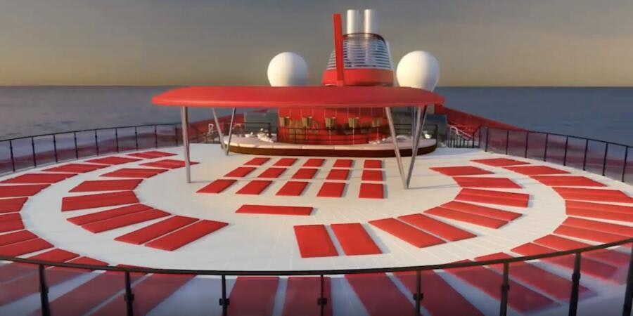 The Perch on Scarlet Lady (Image: Virgin Voyages)