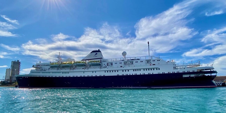 Cruise & Maritime Voyages Suspends All Cruise Operations Until August 25