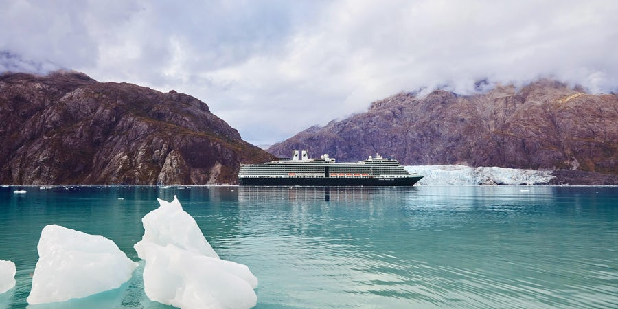 Holland America Line to Deploy Six Ships in Alaska Next Year