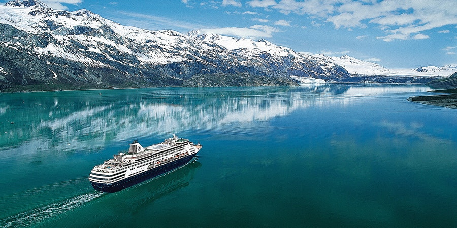 Cruising simplifies the cost and logistics of your Alaskan adventure (Photo: Holland America Line)
