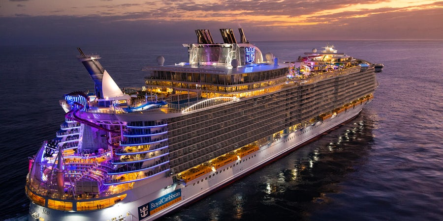 Enter to Win a Special Mother's Day Celebration Aboard Royal Caribbean's Oasis of the Seas