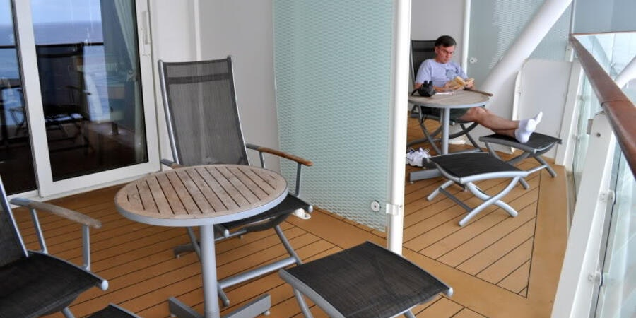"""Hump"" cabin on Celebrity Solstice (Photo: subtchr/Cruise Critic member)"