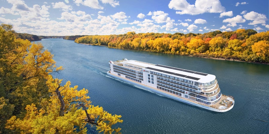 Viking Releases Bookings for New Mississippi River Cruises