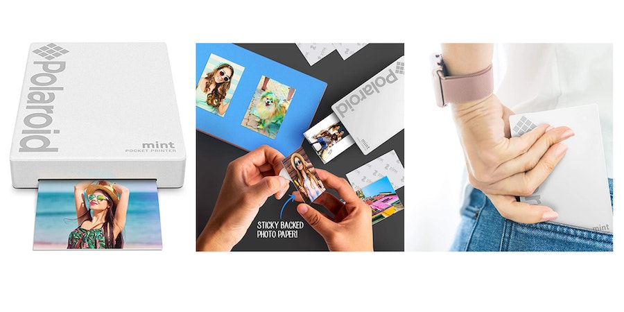 Polaroid Mint Pocket Printer (Photo: Amazon)