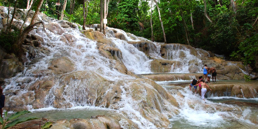 Dunn's River Falls Cruise Excursion Review