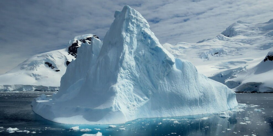 Iceberg in Antarctica, as seen from Silver Explorer (Photo: Travelgal 2323/Cruise Critic member)