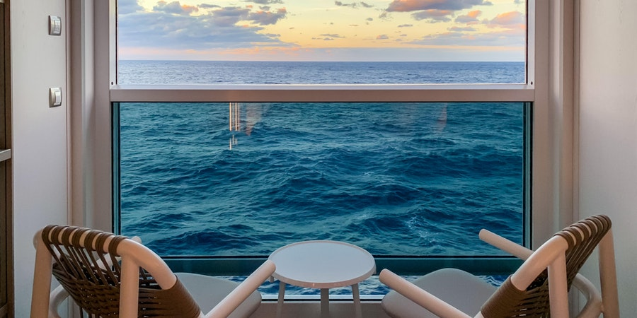 16 Pictures of Our Favourite Cruise Balcony Views