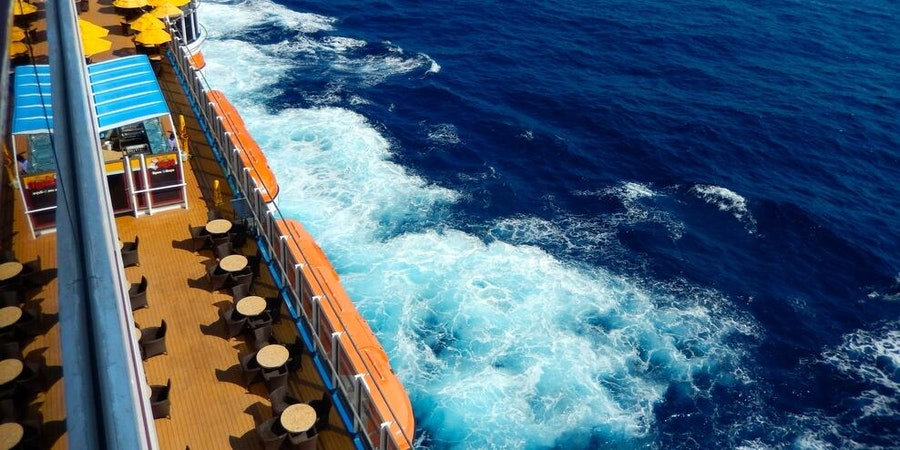 Balcony cabin views from Carnival Breeze (Photo: ougirl69/Cruise Critic member)