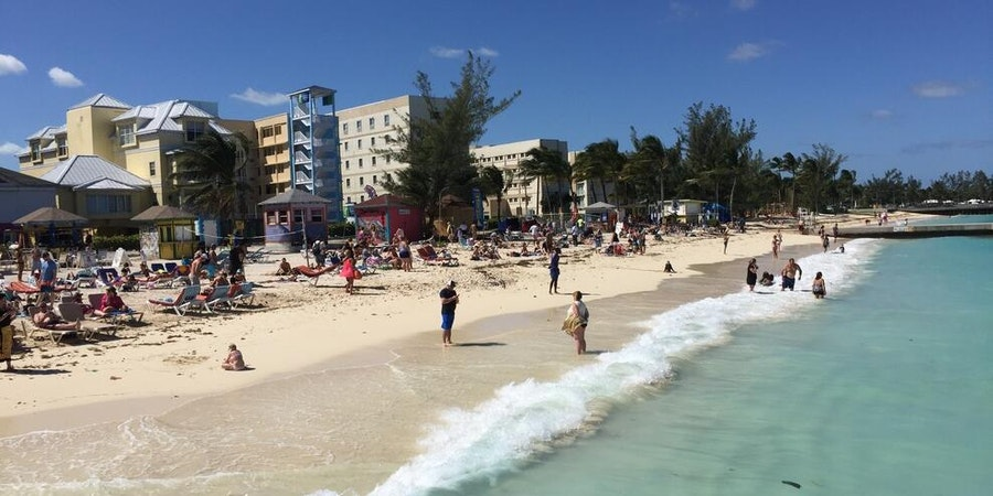 Junkanoo Beach in Nassau (Photo: unclebobg/Cruise Critic member)