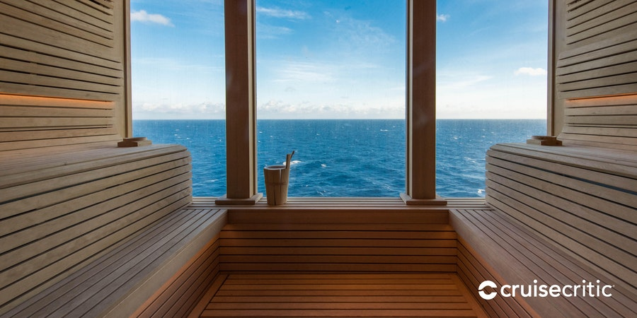 Zoom Background: Spa on Nieuw Statendam (Photo: Cruise Critic)