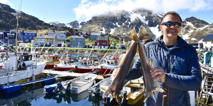 Fishing village outside Honningsvag, Norway (Photo: KeepOnCruisingJG/Cruise Critic member)
