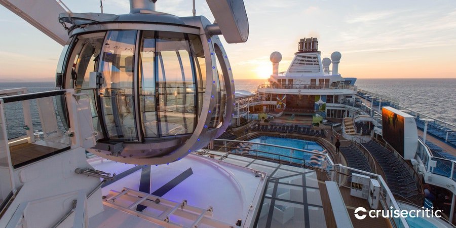 The North Star on Anthem of the Seas (Photo: Cruise Critic)