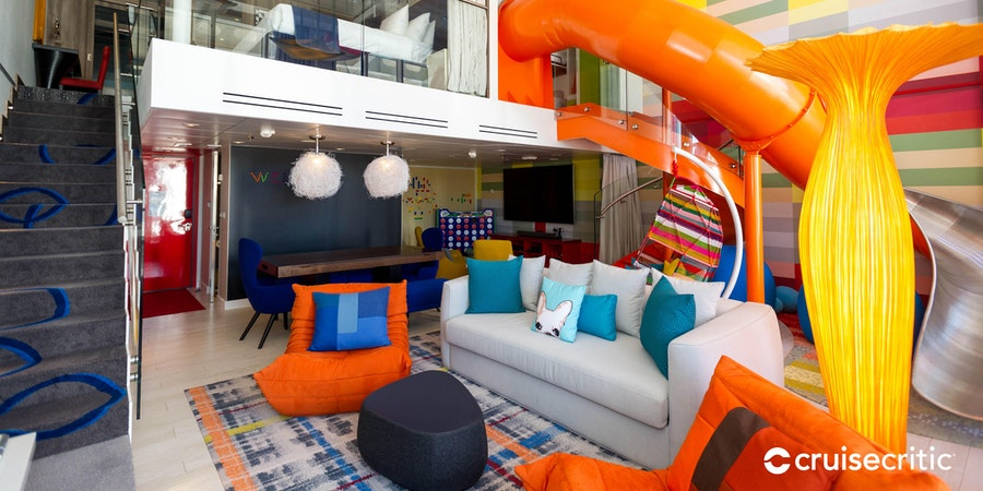 The Ultimate Family Suite on Symphony of the Seas (Photo: Cruise Critic)