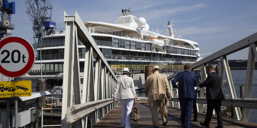Luxury Galapagos Cruise Ship Silver Origin Debuts; Logistical Challenges Still Loom