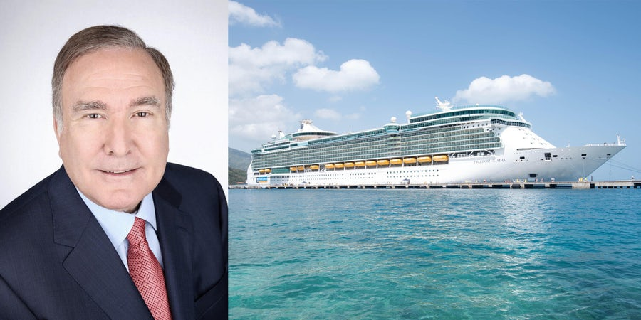 Royal Caribbean Chair Talks Protocols, Panel and Return to Sea