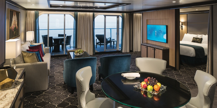The Owner Suite on Symphony of the Seas (Photo: Royal Caribbean)