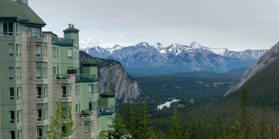 Just Back From Banff: Ideas From A Hotel Stay That Cruise Ships Could Borrow