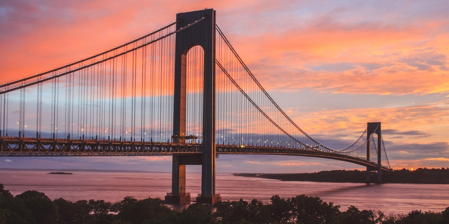 Verrazzano-Narrows Bridge (Photo: quietbits/Shutterstock.com)