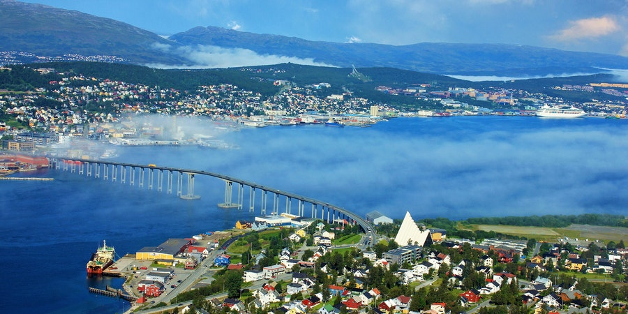 Tromso, Norway (Photo: Travel Faery/Shutterstock.com)