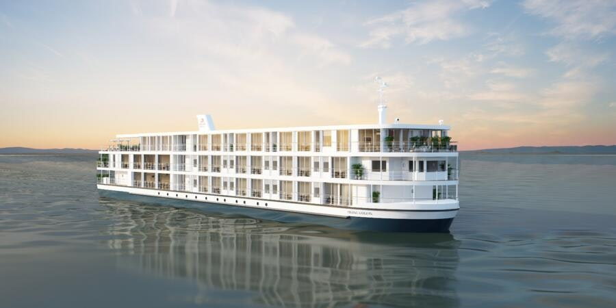Viking to Debut New River Cruise Ship on the Mekong