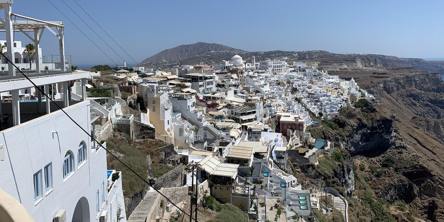 Just Back From The Greek Islands: Cruise Ports Filled With Locals, Not Tourists