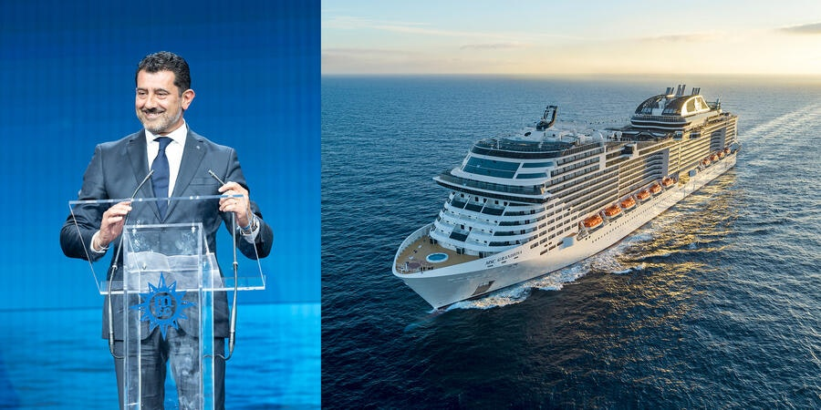 Return of MSC Cruises: A Q and A with MSC's CEO