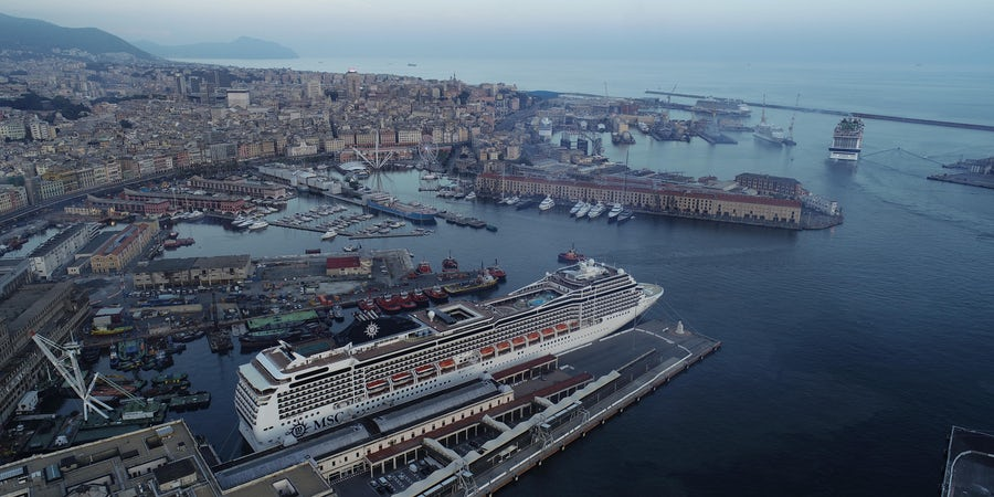 MSC Cruises Restarts Cruising in the Mediterranean