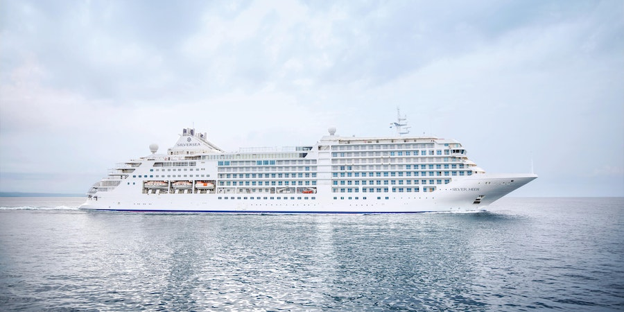 Silversea's Newest Cruise Ship Silver Moon Completes Sea Trials