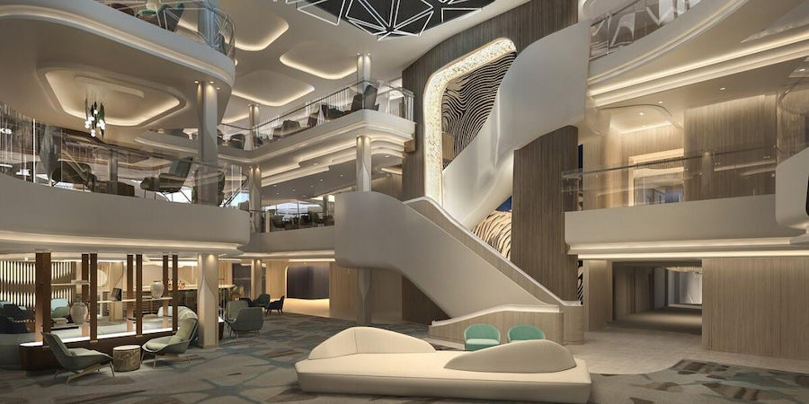 Photos: 27 New Cruise Ship Renderings That Have Us Totally Geeking Out