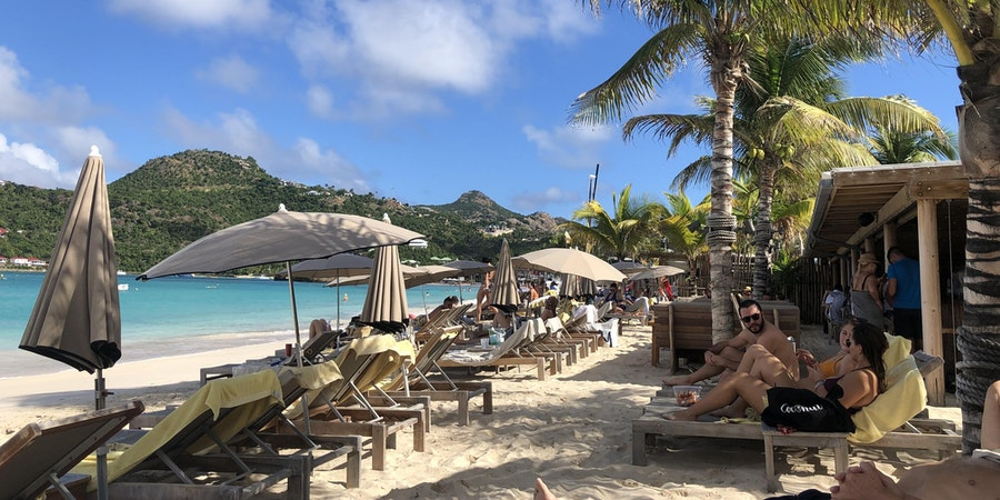 Pearl Hotel Beach Club in St. Barths (Photo: Cruise Critic)
