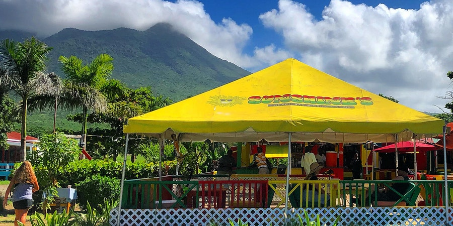 Sunshine's in Nevis (Photo: Chris Gray Faust/Cruise Critic)