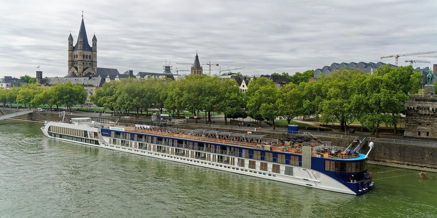 Masks, Plexiglass and Temp Checks -- the New Normal for River Cruising