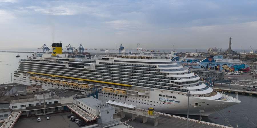 Second Costa Cruises Ship Restarts Cruising in the Mediterranean