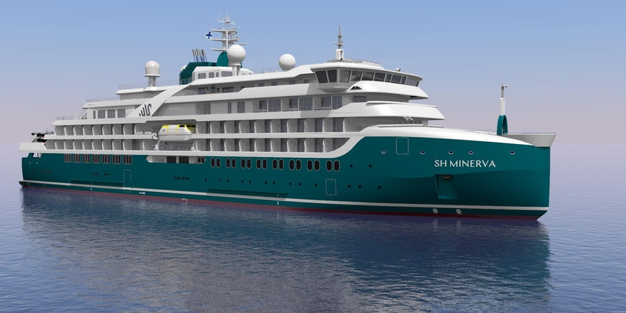 Swan Hellenic Reveals Name of New Cruise Ship at Keel-Laying Ceremony