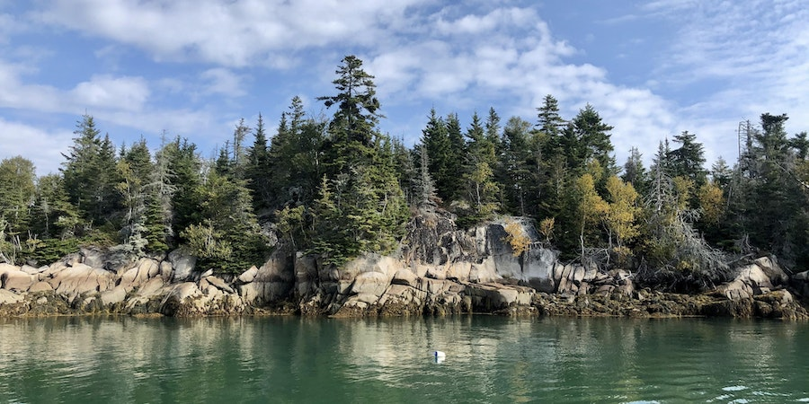 Rocky coastline in Maine (Photo: Chris Gray Faust/Cruise Critic)