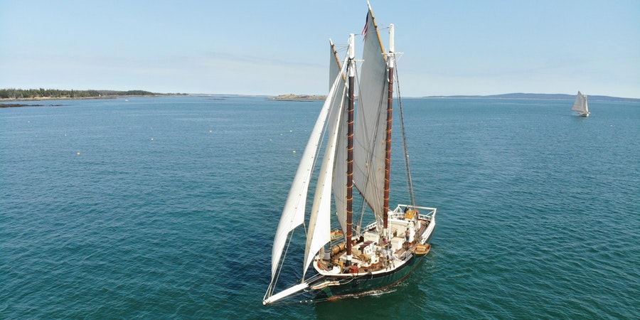 10 Reasons Why a Maine Windjammer Cruise Is Perfect During the Pandemic (and Beyond)