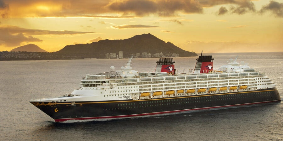 Disney Announces New Itineraries, Summer 2022 Debut for New Disney Wish Cruise Ship