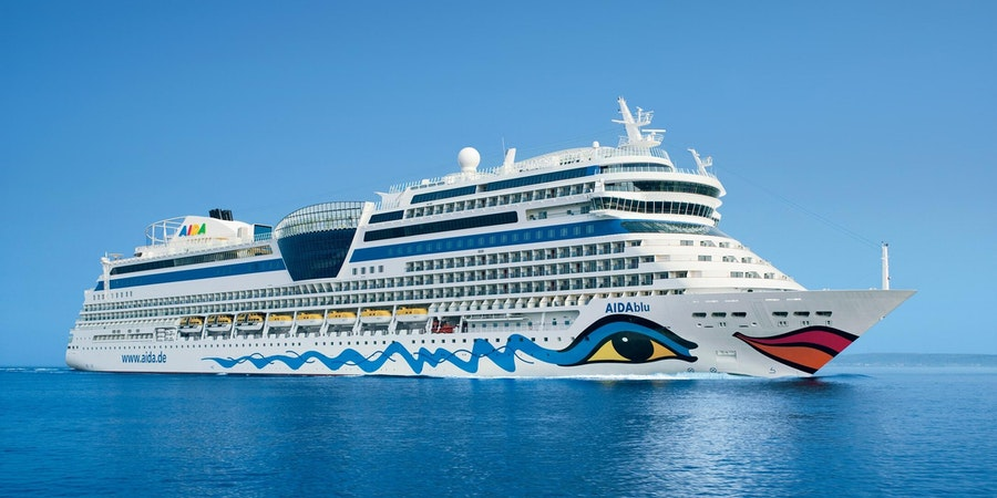 AIDA Restarts Cruises aboard AIDAblu in the Mediterranean